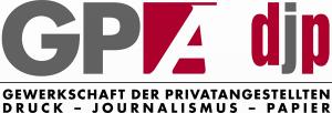 Logo Gewerkschaft GPA-djp